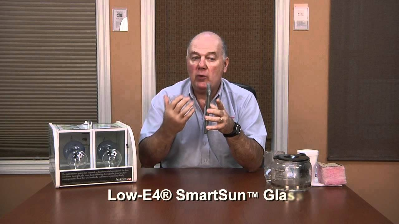 Low E4 Smart Sun Insulating Glass From Dial One Orange