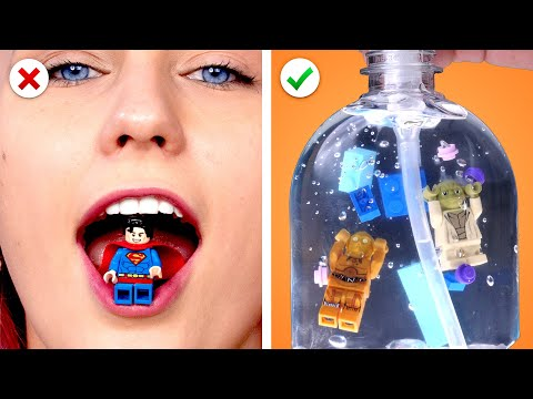 Toys Nostalgia: 12 Cool Ways to Reuse Lego, Puzzle, Toy soldiers and More