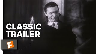 Dracula (1931) Official Trailer HD