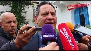 الندوة المشتركة بين نقابة الصحفيين و جمعية الصحفيين الرياضيين ...