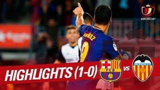 Resumen de FC Barcelona vs Valencia CF (1-0)