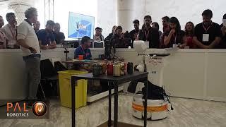 Mobile Manipulation Hackathon (IROS 2018) - AUDECO-IOC-UPC Team