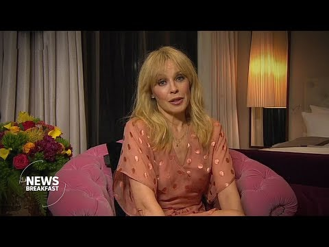Kylie Minogue sick of people asking about her age