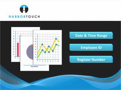 Harbortouch POS Restaurant Version
