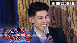 Ion answers Anne how long he courted Vice | It's Showtime Mr. Q and A