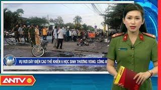 Tin nhanh 9h hôm nay   Tin tức Việt Nam 24h   Tin an ninh mới nhất ngày 14/10/2018   ANTV