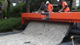 World's Fastest Modern Road Construction Machines - Amazing Extreme Asphalt Paving Machine