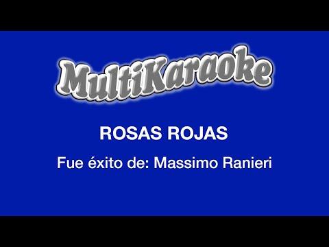 Multi Karaoke - Rosas Rojas