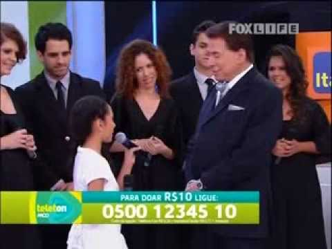 Baixar Grupo Prisma Brasil - Hospedando Anjos - Teleton SBT 2013
