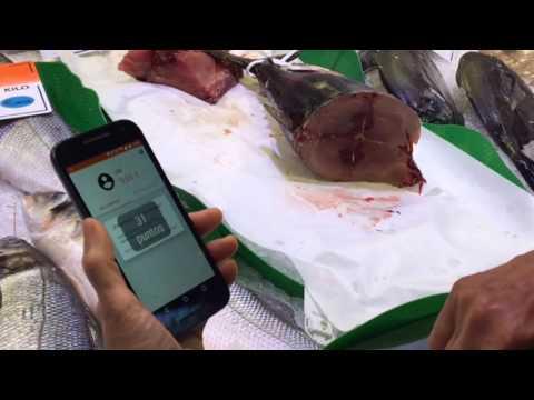 Paga con tu móvil en el Mercado de la Ribera. Boletus Pay