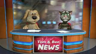 Tom ben news song gummy bear - YouTube