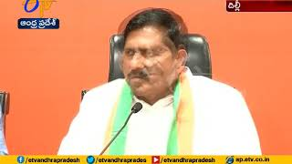TDP leader Adinarayana Reddy joins BJP; Hits Out at CM Jag..