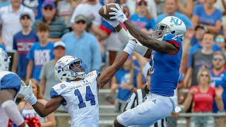Kansas vs. Indiana State Football Highlights