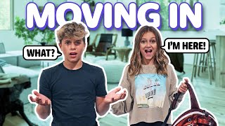 MOVING IN WITH MY BEST FRIEND! **FUNNY PRANK** | Sophie Fergi ft. Gavin Magnus