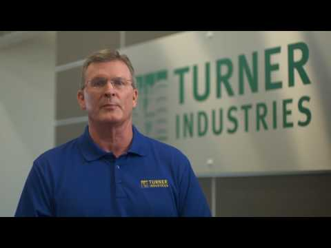 We're building… local small business| Ben Bourgeois, Turner Industries