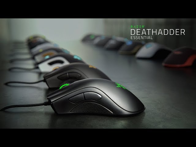 Игровая мышь Razer Death Adder Essential (RZ01-02540100-R3M1 ...