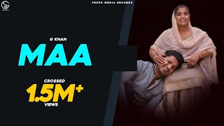 Maa – G Khan Video HD