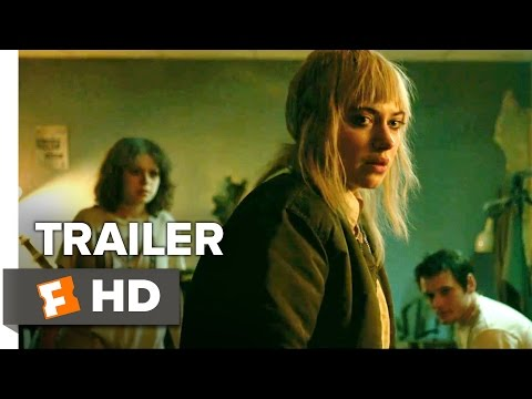 Green Room Official Trailer #1 (2016) - Imogen Poots, Patrick Stewart