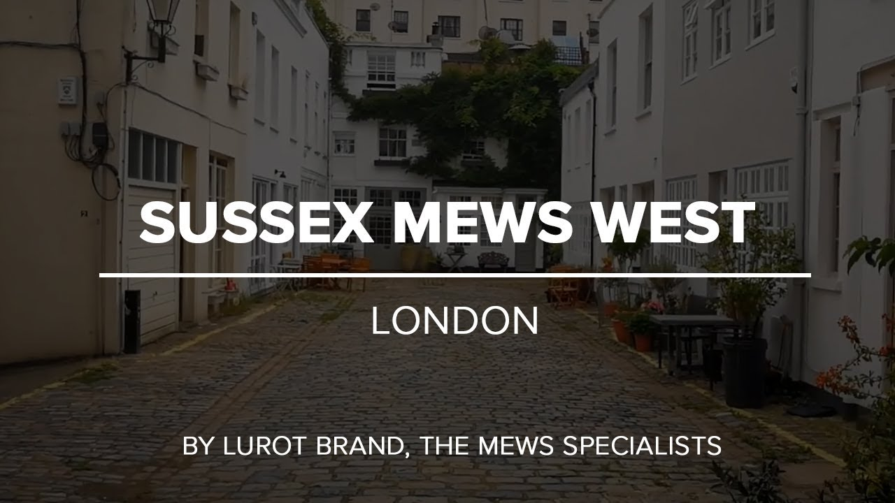 Sussex Mews West