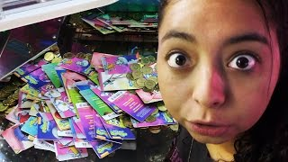 Sooo Many Spongebob Cards, JACKPOT!!!