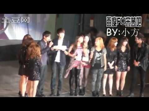 20100911 Kangta 15th Anniversary at SM Town Live '10 Shanghai