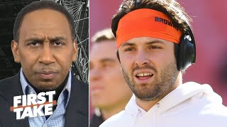 Baker Mayfield is drawing the wrong attention to himself – Stephen A. Smith   First Take