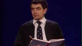 Rowan Atkinson: No One Called Jones / A co Jones?