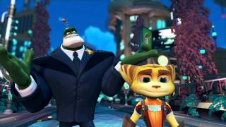 Ratchet & clank : all 4 one :  bande-annonce