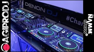 DENON DJ SC5000 PRIME in action