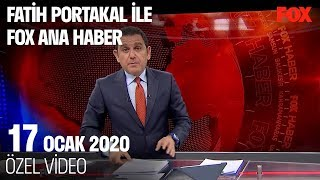 Patates tohumu da ithal! 17 Ocak 2020 Fatih Portakal ile FOX Ana Haber