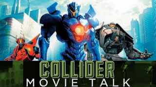 Collider Movie Talk – First Look At Pacific Rim: Uprising Jaegers, New Halloween Reboot Team