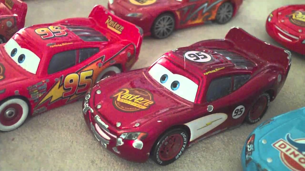 Cars For Less >> Lightning McQueen, Mater, and other variants - YouTube