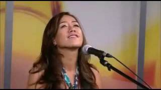 Raiatea Helm and Bryan Tolentino on Hawaii News Now Sunrise December 22, 2011 Full
