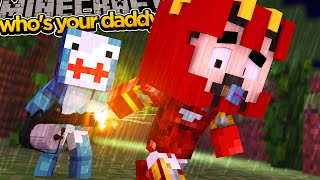 Minecraft MineVengers - WHO'S YOUR DADDY, BABY SHARKY KILLS IRONMAN!!