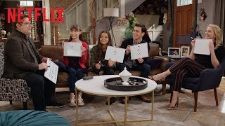 Play 2 Truths and a Lie with the Cast of No Good Nick | Netflix