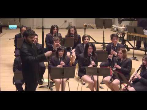 UNIÓN MUSICAL DE XERACO, 'Aires llevantins', de Bernabé Sanchis Sanz