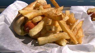 Chicago's Best Hot Dog: Gene & Jude's