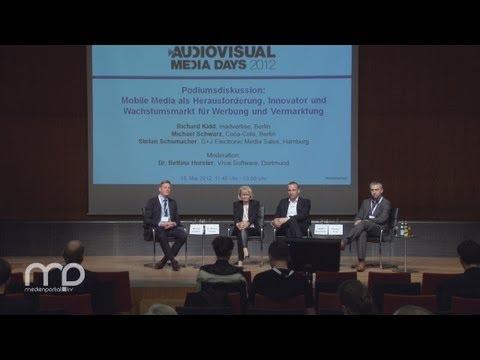 Diskussion: Mobile als Herausforderung für Werbung