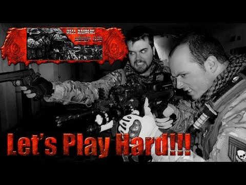 Baixar Let's Play Hard!!! [Hell Raiders Airsoft Club]
