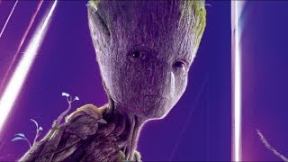 Directors Reveal What Groot Says In His Final Endgame Moment