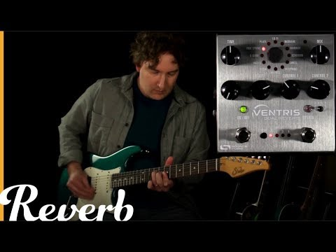 Source Audio SA262 Ventris Reverb