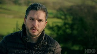 Game of Thrones: Cast Commentary on A Union of Fire and Ice (HBO ...