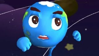 Planets and Space for Kids - Exploring Our Solar System - Educational Video