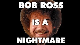 Painting with Bob Ross Is An Absolute Nightmare - This Is Why