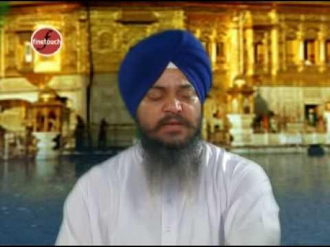 Prabh Tere Pag Ki - Bhai Dalbir Singh Ji (Hazoori Ragi)