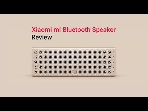 Xiaomi Mi Bluetooth Speaker In depth Review  Digitin