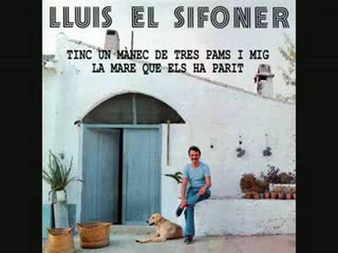 Lluís el Sifoner- De Pedreguer a la Xara