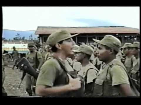 OPERACIONES MILITARES ALTO CENEPA 1995