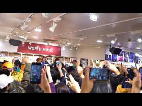 -----CD即完売タワーレコード渋谷店LIVE------