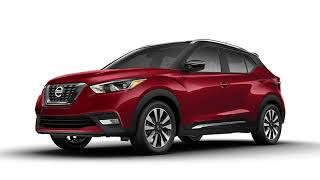 2018 Nissan Kicks - Intelligent Key and Locking Functions